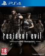 Copertina Resident Evil Remastered - PS4