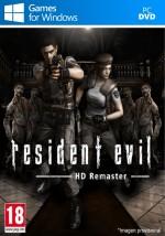 Copertina Resident Evil Remastered - PC