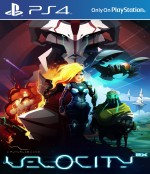 Copertina Velocity 2X - PS4