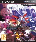 Copertina Under Night In-Birth EXE: Late - PS3