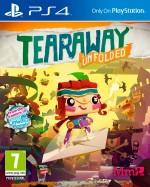 Copertina Tearaway: Avventure di carta - PS4