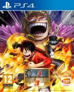 Copertina One Piece: Pirate Warriors 3 - PS4