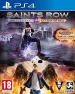 Copertina Saints Row IV: Re-Elected - PS4