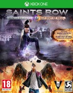 Copertina Saints Row IV: Re-Elected - Xbox One