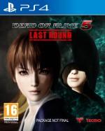 Copertina Dead or Alive 5: Last Round - PS4