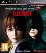 Copertina Dead or Alive 5: Last Round - PS3