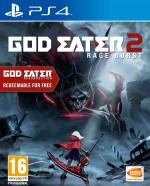 Copertina God Eater 2: Rage Burst - PS4