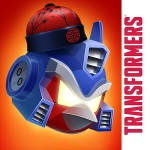 Copertina Angry Birds Transformers - iPhone