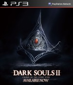 Copertina Dark Souls II - Crown of the Ivory King - PS3