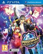 Copertina Persona 4: Dancing All Night - PS Vita