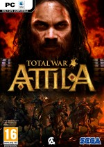 Copertina Total War: Attila - PC