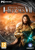 Copertina Might & Magic Heroes VII - PC