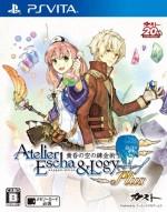 Copertina Atelier Escha & Logy Plus - PS Vita