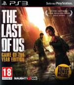 Copertina The Last of Us Game of the Year Edition - PS3