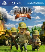 Copertina Battle Islands - PS4