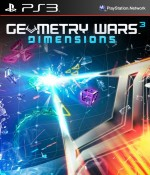 Copertina Geometry Wars 3: Dimensions - PS3