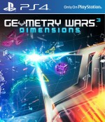 Copertina Geometry Wars 3: Dimensions - PS4