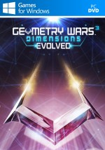 Copertina Geometry Wars 3: Dimensions - PC