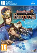 Copertina Dynasty Warriors 8: Empires - PC