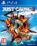Copertina Just Cause 3 - PS4
