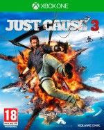 Copertina Just Cause 3 - Xbox One