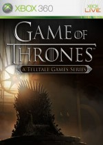Copertina Game of Thrones Episode 1: Iron From Ice - Xbox 360
