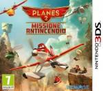 Copertina Disney Planes 2: Missione Antincendio - 3DS