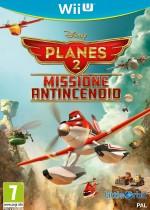 Copertina Disney Planes 2: Missione Antincendio - Wii U