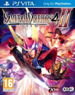 Copertina Samurai Warriors 4-II - PS Vita