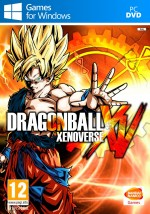 Copertina Dragon Ball Xenoverse - PC