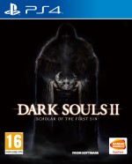 Copertina Dark Souls II: Scholar of the First Sin - PS4