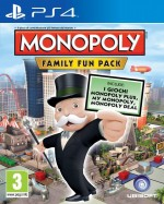Copertina Monopoly Family Fun Pack - PS4