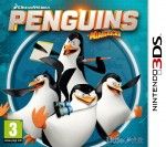 Copertina I Pinguini di Madgascar - 3DS