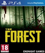 Copertina The Forest - PS4