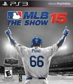 Copertina MLB 15 The Show - PS3