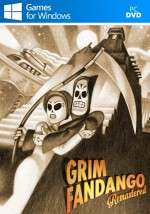 Copertina Grim Fandango Remastered - PC