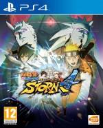 Copertina Naruto Shippuden: Ultimate Ninja Storm 4 - PS4
