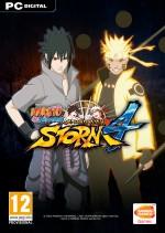 Copertina Naruto Shippuden: Ultimate Ninja Storm 4 - PC