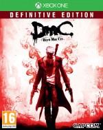 Copertina DMC Devil May Cry: Definitive Edition - Xbox One
