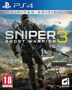 Copertina Sniper: Ghost Warrior 3 - PS4