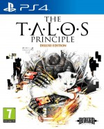 Copertina The Talos Principle - PS4
