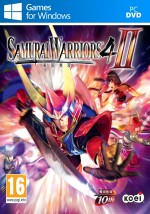 Copertina Samurai Warriors 4-II - PC