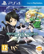 Copertina Sword Art Online: Lost Song - PS4