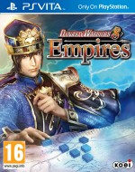 Copertina Dynasty Warriors 8: Empires - PS Vita