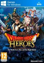 Copertina Dragon Quest Heroes: l'Albero del Mondo e le Radici del Male - PC