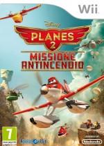 Copertina Disney Planes 2: Missione Antincendio - Wii