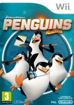 Copertina I Pinguini di Madgascar - Wii