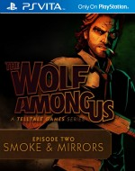 Copertina The Wolf Among Us Episode 2: Smoke & Mirrors - PS Vita