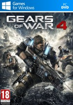Copertina Gears of War 4 - PC