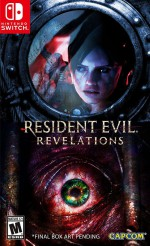 Copertina Resident Evil Revelations 2 - Switch